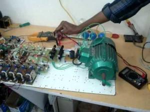 vfd/motor control