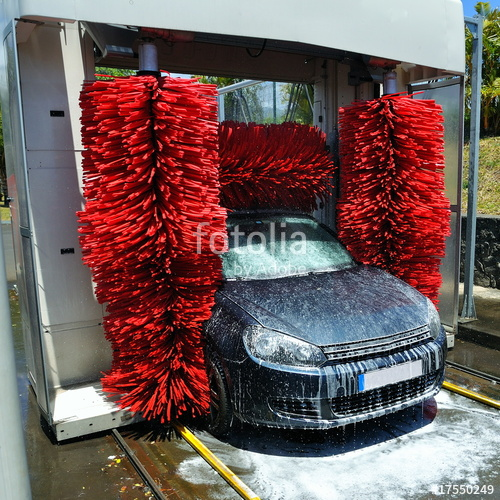 acecatech automatic car wash